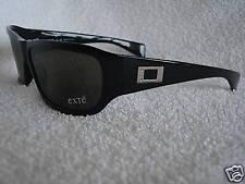 Exté Herren Sonnenbrille EX58702 Schwarz Neu UVP 169€