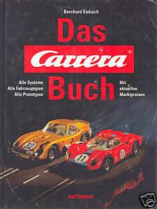 "GSBÜ GSPKW ""DAS CARRERA BUCH"" Eisbach MEIN LETZTES, SEHR GUT/VERY GOOD/TRES BON"