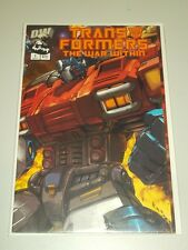 TRANSFORMERS WAR WITHIN #1 DREAMWAVE COMICS OCTOBER 2002 NM (9.4)