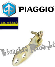 179504 - STAFFA SOSTEGNO CENTRALINA VESPA PX 125 150 200 FRENO A DISCO