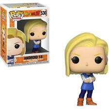Dragon Ball Z #530 - Android 18 - Funko Pop! Animation (Brand New)