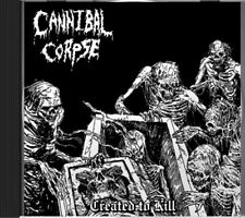 "CANNIBAL CORPSE ""Created to Kill"" DEATH METAL MORBID ANGEL DEICIDE OBITUARY"