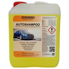 Glanzshampoo Zitrone Duft 2,5L Auto Wäsche Konzentrat 1:200 Shampoo Reinigung