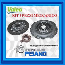 801185 KIT FRIZIONE VALEO 3 PEZZI VW POLO COUPE (86C, 80) 1.3 G40 113 CV PY