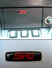 New rare Sri Ashtray BADGE Opel Astra G MK4 Hatch Coupe interior console