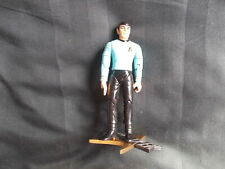 Action Figure Star Trek The Original Series Spock.5 inch with base
