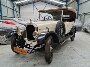 Excellent 1927 Humber 9/20HP Tourer by Firma Trading Classic Cars Australia