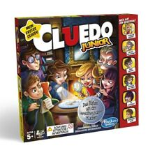 Hasbro C1293100 Cluedo Junior
