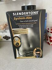 Slendertone System-abs Still Unwrapped