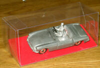 Supplied by DINKY MECCANO 1965 MG. B SPORTS CAR No.113 MODEL+CLEAR DISPLAY BOX
