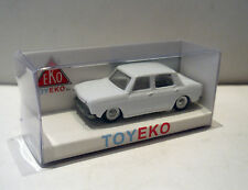 SIMCA 1000 BLANCO WHITE 1/87 TOYEKO TOY EKO