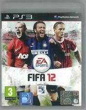 VIDEOGAME - FIFA 12 - PS3 Playstation 3 - USATO
