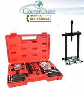 Kit separatore/dislocatore/estrattore cuscinetti 50 - 75 mm 12pz
