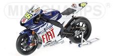 Minichamps 122073046 Yamaha Yzr-m1 FIAT Team Valentino Rossi MotoGP 2007 modelli