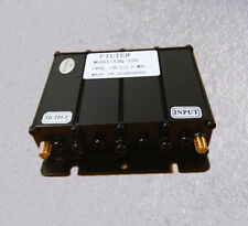 30W VHF 136-180MHz 4 Cavity Design Filter with SMA-Female Connectors