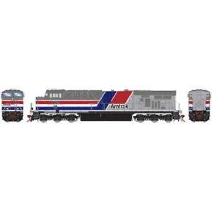 Athearn ATHG83146 HO Scale Locomotive ES44AC w/DCC & Sound Amtrak #562