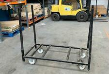 More details for stackable heavy duty industrial trolleys x4