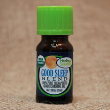 ORGANIC GOOD SLEEP Essential Oil 10mL NEW Unopened FREE SHIPS in 24 hrs