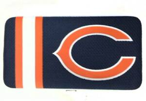 New NFL Shell Mesh Clutch Wallet - Chicago Bears