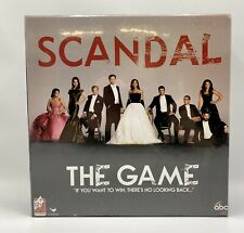 SCANDAL THE GAME ABC Cardinal Board Game New in Factory Sealed Box