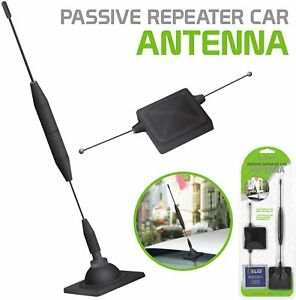 New Car Cell Phone Signal Strength Booster Repeater Antenna Verizon At&t Sprint