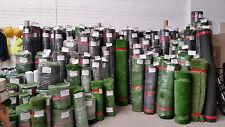 1m x 1m Artificial Grass Premium Roll Astro Turf Cheap Fake Lawn Offcut 20-40mm