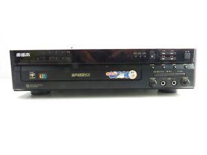 BBK AB107K 3 Disc Karaoke Video CVD SVCD VCD CD Player Changer