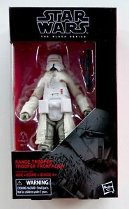 """STAR WARS NEW BLACK SERIES 6"""" INCH A SOLO STORY IMPERIAL RANGE TROOPER #64 MISB"""