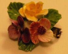 Porcelain Rose Made in england, China, Denton