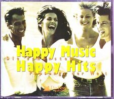 HAPPY MUSIC happy hits-READER 'S DIGEST 4 CD box