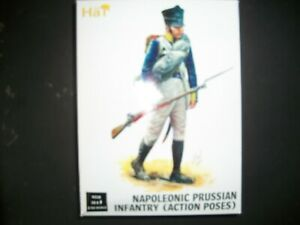 HAT BOXED 54MM NAPOLEONIC PRUSSIANS