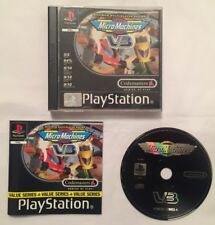 MICRO MACHINES V3 - SONY PLAYSTATION PSONE PS1 GAME - VGC