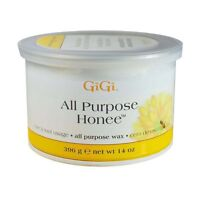 GIGI Wax - ALL PURPOSE HONEE - 14oz/396g (Free Shipping)