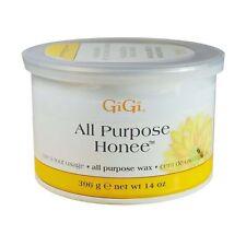 GIGI Wax - ALL PURPOSE HONEE - 14oz/396g (Free Shipping)