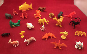 Mixed Lot Of Small Toys