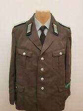DDR - Uniform - Jacke der Grenztruppen, Offizier, NVA, Mauerfall, Größe 56
