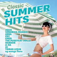 Various Artists Classic summer kids family songs and hits CD Aqua, Abba, Hanson