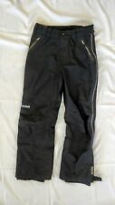 Marmot Spire Snow Pants GORE-TEX Waterproof Black Men's Small Retail $400