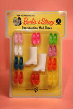 Barbie Doll & Stacey Stacy Doll Reproduction Mod Shoes Last 1