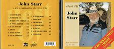 JOHN STARR - Les Chansons de Ma Vie (DEP) CD BRAND NEW at MusicaMonette, Canada