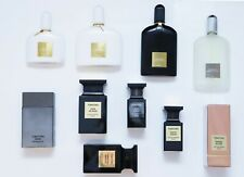 Tom Ford﹎White Patchouli﹎Black Orchid﹎Grey Vetiver﹎Santal Blush﹎White Suede﹎Noir