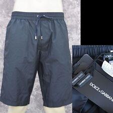 DOLCE & GABBANA New sz S Auth Designer Mens Logo Swim Shorts Swimsuit Trunks