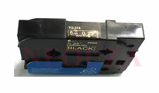 New Golden on Black Label Tape Compatible Brother TZ TZe 314 Tze314 P-Touch 6mm