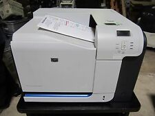 HP Color LaserJet CP3525N Workgroup Laser Printer Page Count 71015
