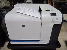 HP Color LaserJet CP3525N Workgroup Laser Printer Page Count 33585