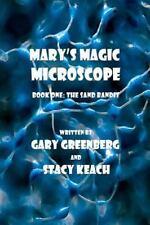Mary's Magic Microscope: The Sand Bandit