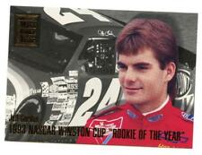 1994 MAXX Jeff Gordon Rookie of the Year NASCAR Card #16