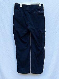 511 Tactical TacLite EMS Pants 74363 Blue Size 46 x 27