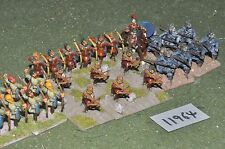 25mm late roman battle groups 28 figures (11964)
