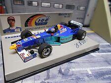 F1 SAUBER Ford C15 C 15 #15 Frentzen Red Bull 1996 Petronas Minichamps 1:43
